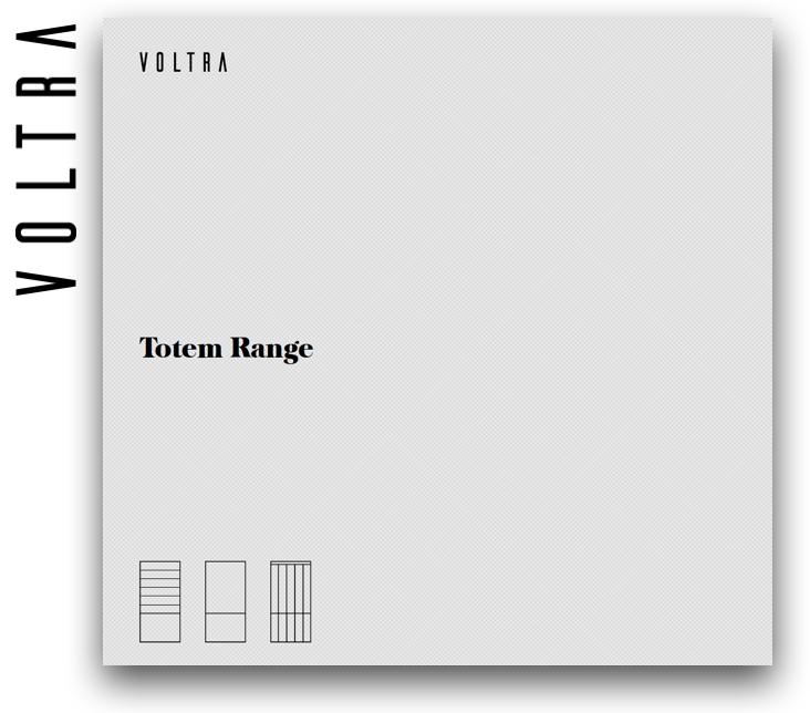 VOLTRA Totem Range