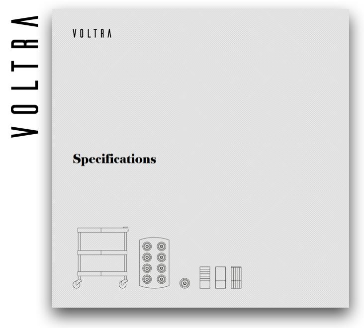 VOLTRA specifications