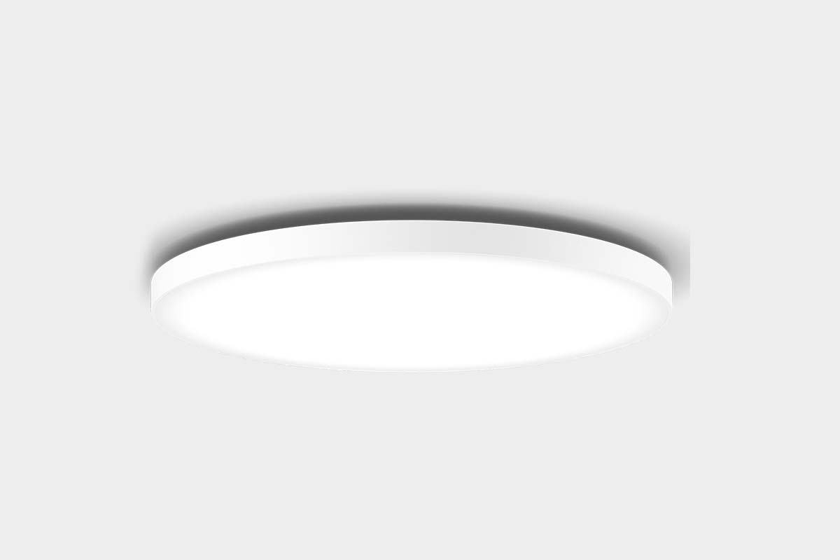 Product landing int ceiling fixtures