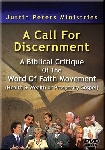 A Call For Discernment Justin Peters Evangelism Life