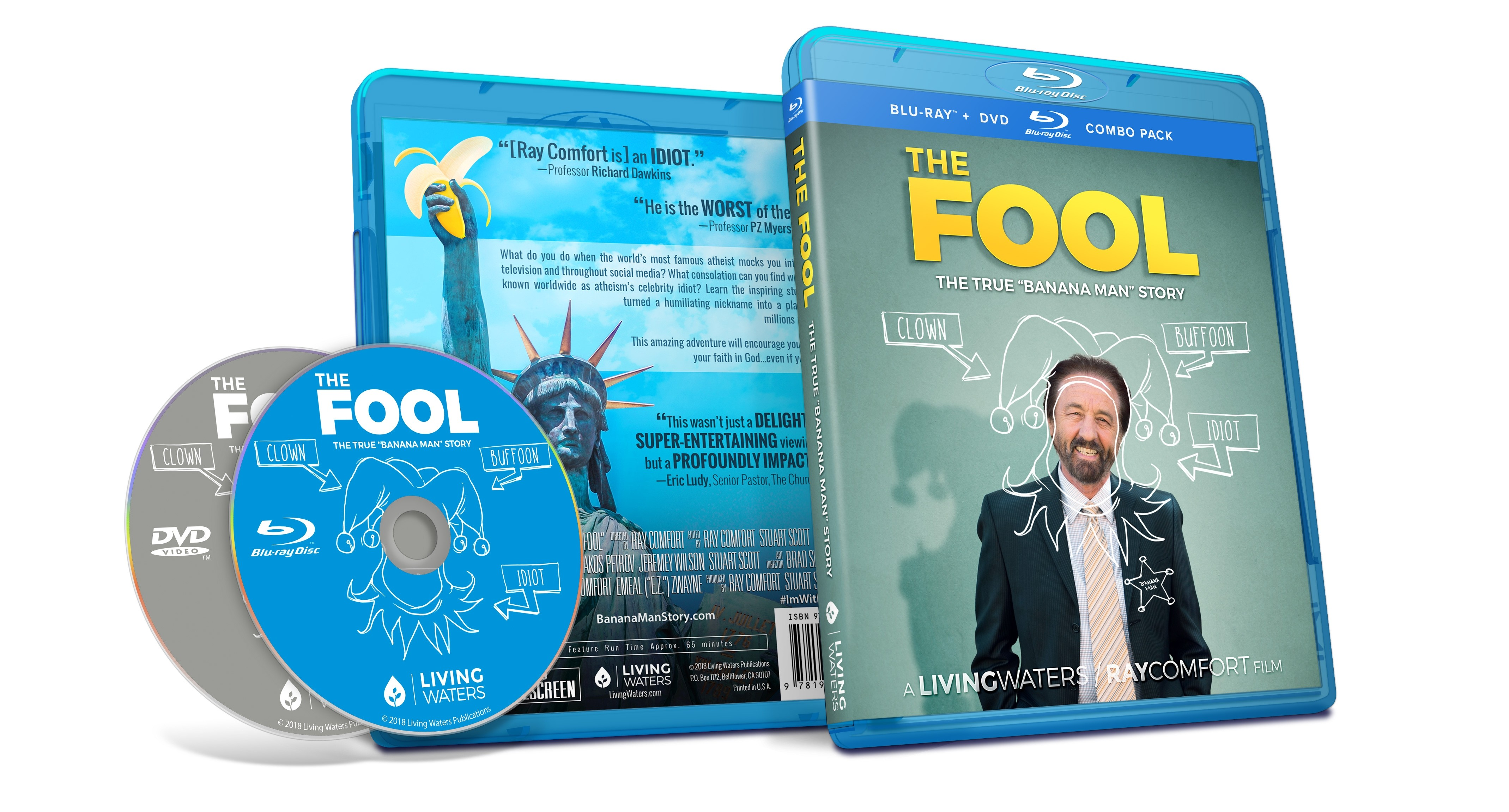 The Fool Blu-ray / DVD Combo Pack