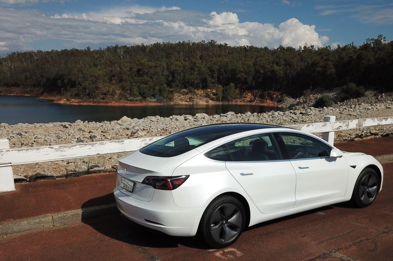 Rent Matt's 2020 Tesla Model 3 Standard Range Plus in ...