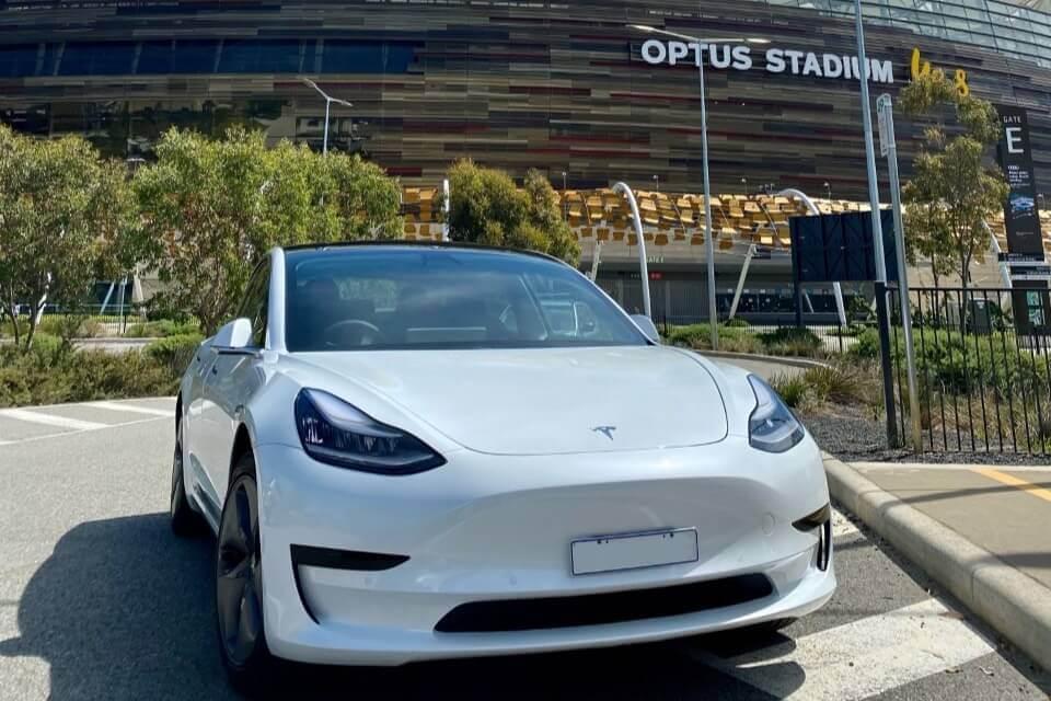 Rent Adam's 2020 Tesla Model 3 Standard Range Plus in ...