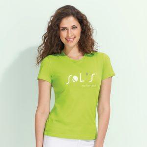 110658 – SOLS Imperial Womens T-Shirt