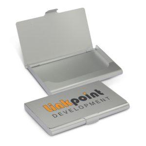 100743 – Aluminium Business Card Case
