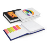 100926 – Hard Cover Notes and Flags