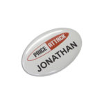 104784 – Button Badge Oval – 65 x 45mm