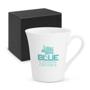 106096 – Tudor Porcelain Coffee Mug