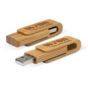 106208 – Bamboo Flash Drive
