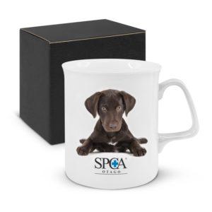 106507 – Chroma Bone China Coffee Mug