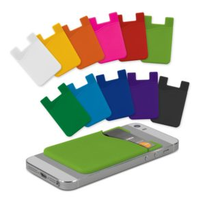 107627 – Silicone Phone Wallet