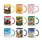 109987 – Madrid Coffee Mug – Two Tone