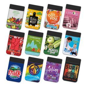 110520 – Lycra Phone Wallet – Full Colour