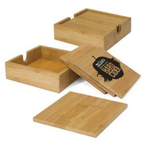 112030 – Bamboo Coasters