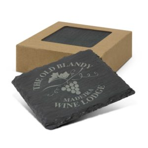 113118 – Slate Coaster Set of 4
