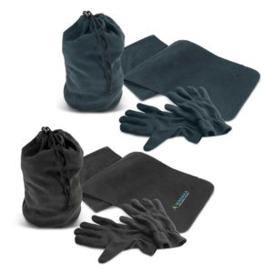 113845 – Seattle Scarf and Gloves Set