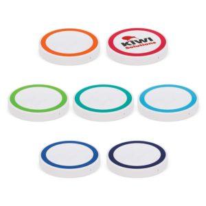 114085 – Orbit Wireless Charger – White