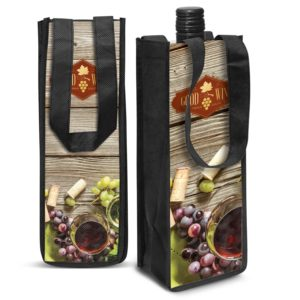 115760 – Festiva Wine Tote Bag