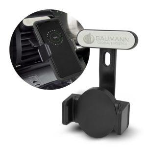 116034 – Zamora Wireless Charging Phone Holder
