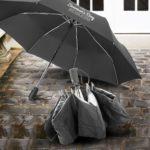 116493 – Swiss Peak Foldable Umbrella