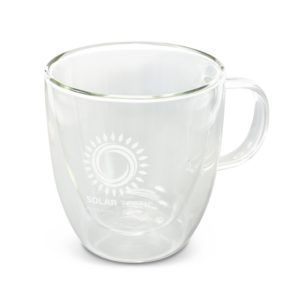 116579 – Riviera Double Wall Glass Cup