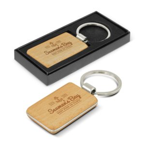116771 – Echo Key Ring – Rectangle
