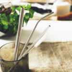 116751 – Stainless Steel Straw Set