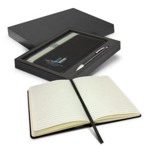 116695 – Prescott Notebook and Pen Gift Set