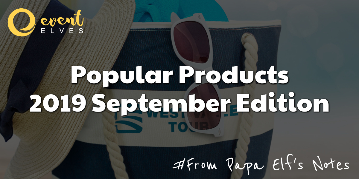 Popular Products – 2019 September Edition