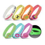 117057 – Xtra Silicone Wrist Band – Glow in the Dark