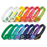 117056 – Xtra Silicone Wrist Band – Embossed