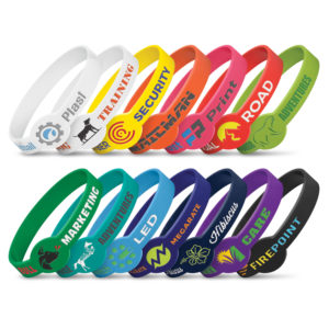 117055 – Xtra Silicone Wrist Band – Debossed