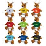117007 – Kangaroo Plush Toy