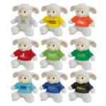 117004 – Lamb Plush Toy