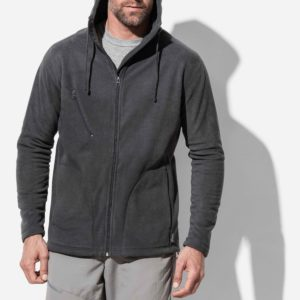 ST5080 – Men's Active Hooded Fleece Jacket