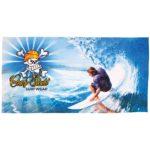 M180 – Custom Sublimation Beach Towel