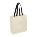 2002 – Heavy Duty Canvas Tote with Gusset