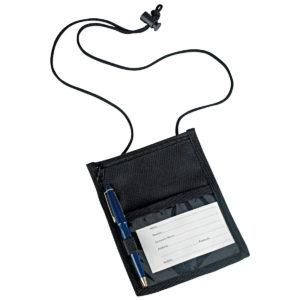 B227B – Platform Neck Wallet