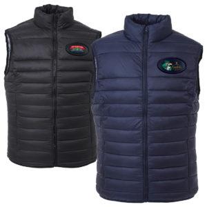 J808W – Women's Puffer Vest