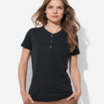 ST9530 – Women's Sharon Henley T-shirt
