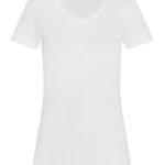 ST9510 – Women's Sharon Slub V-neck