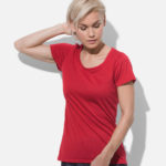 ST8700 – Women's Active Cotton Touch