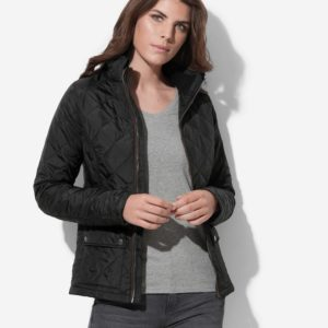 ST5360 – Women's Active Quilted Jacket