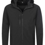 ST5240 – Men's Active Softest Shell Hooded Jacket