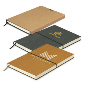 200233 – Phoenix Recycled Soft Cover Notebook