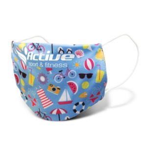 200328 – Reusable Face Mask Full Colour – Small