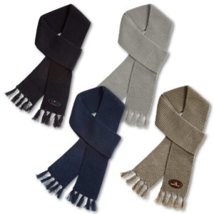 J625 – Ruga Knit Scarf
