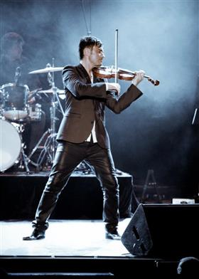 Patrick Roberts Australia's Global Violin...
