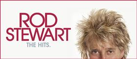 Rod Stewart 'The Hits' 2015 Australian Tour