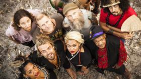 Xavier Rudd and The United Nations 'Flag'...